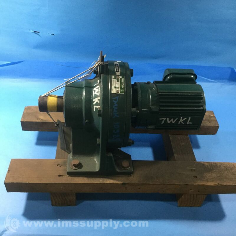 Sumitomo Machinery Inc CNHMS01-4115DAY-1247 Electric Motor USIP