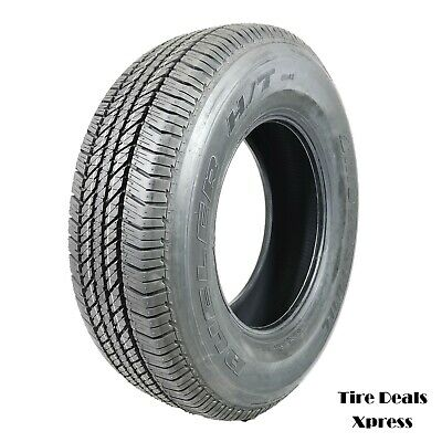 4 (Four) P265/70R17 Bridgestone Dueler HT684II BSW NEW FACTORY TAKEOFFS 2657017