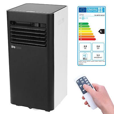 IPOTOOLS Mobile Klimaanlage Mobiles Klimagerät Lokales Klima 2, 9kW 10000 Btu