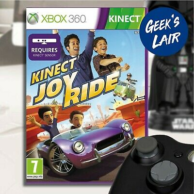 Kinect Joy Ride for Xbox 360 • Fast & Free Delivery • KINECT REQUIRED
