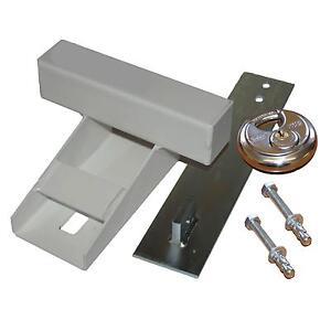 Garage Door Security Lock