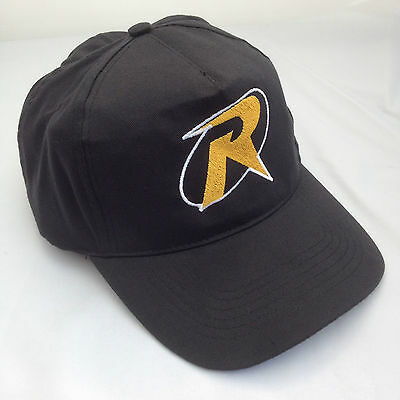 idered Baseball Cap Hat  (Robin Hats)