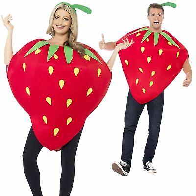 Kostüm Nahrung Sommer Frucht Rot Kostüm Party Damen (Erwachsene Nahrung Kostüme)