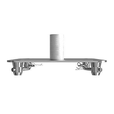 Global Truss SQ-4137 SAP Baseplate for F34 Trussing W/ Speaker Mount