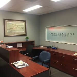Office space right in downtown for rent