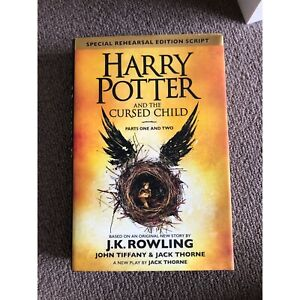 Harry Potter & the cursed child book - new