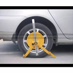 Heavy Duty Wheel Clamp for Car, Caravan, Trailer – Buxton Buxton Wollondilly Area Preview