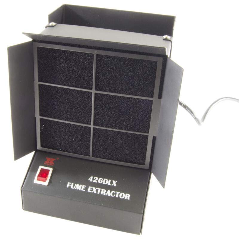 Xytronic 426DLX Solder Fume Extractor - RoHS, ESD Safe