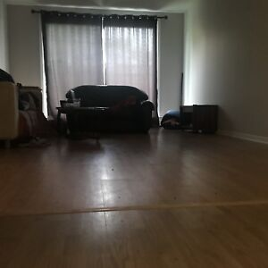 1 bedroom for sublet in a 2bdr apt