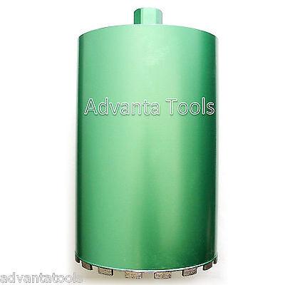 10 Wet Diamond Core Drill Bit For Concrete - Premium Green Series