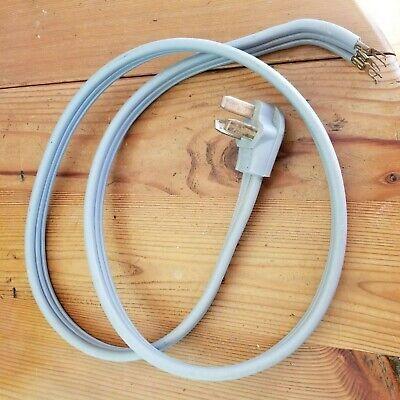 GE LA0088 Appliance Range Quick Connect 6 FOOT 250 volts 40 amps AC power (Quick Connect Range Cords)