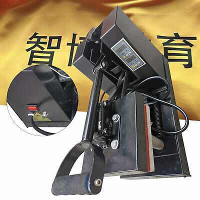Compact Heat Transfer Equipment 15cm15cm Small Heat Press Machine 110v Usa