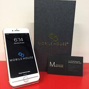 Perfect Condition iPhone 8 64GB/256G in Gold with Warranty