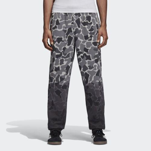 Adidas Men's Originals Camouflage Dip-Dyed Pants Gray Camo/B