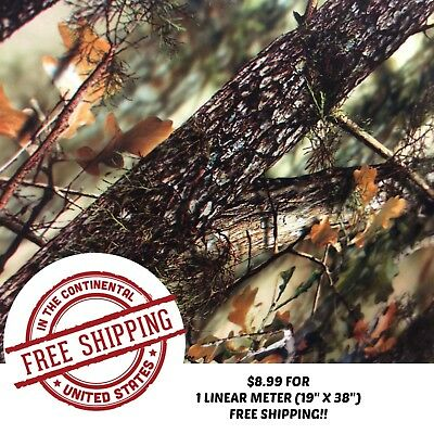 Hydrographic Water Transfer Hydro Dipping Dip 1m Tree Camo 18 Hydro Dip Film