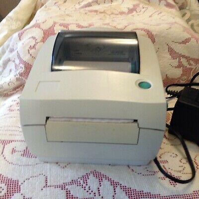 Zebra Eltron Lp28442442 Thermal Barcode Shipping Label Printer