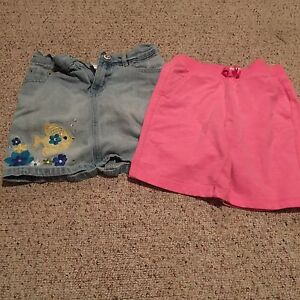Girls summer clothes size 7/8