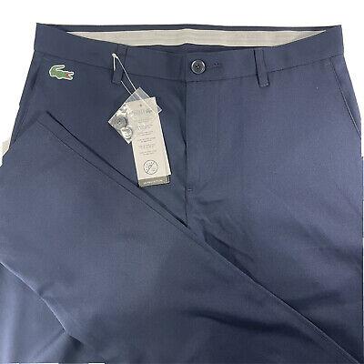Lacoste Pantalon Golf HH9528 Blue Men Size 38