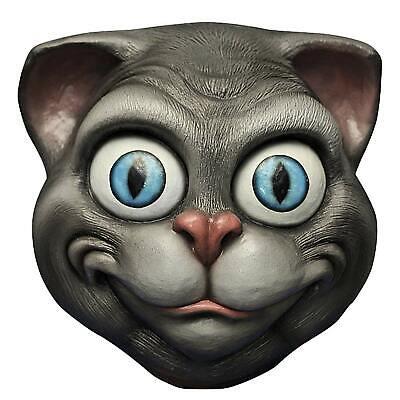 Chesire Cat Costume (Adult Chesire Cat Alice in Wonderland Halloween Cosplay Costume Overhead)