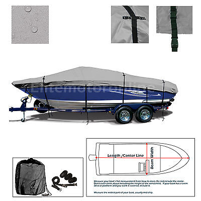 Sea Ray 240 Sundeck Trailerable deck boat cover