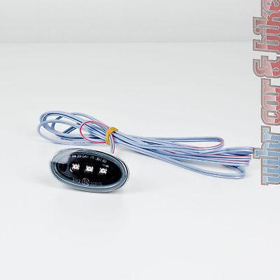 Hella LED Seitenmarkierungsleuchte SML schwarz 2PS 008 138-101 Ersatzleuchte