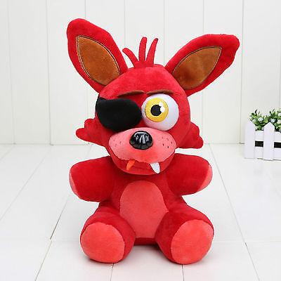 Five Nights At Freddys Foxy Fnaf Horror Game Plush Dolls Kids Plushie Toys 7