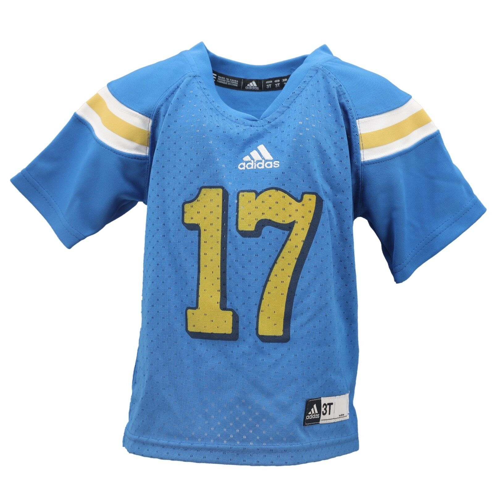 online store 5aa3d bc093 Details about UCLA Bruins Official NCAA Adidas Infant Toddler Size Football  Jersey New Tags