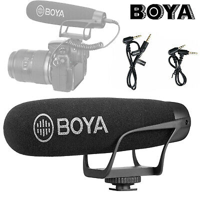 BOYA BY-BM2021 Cardioid shotgun Video Microphone for Camcord