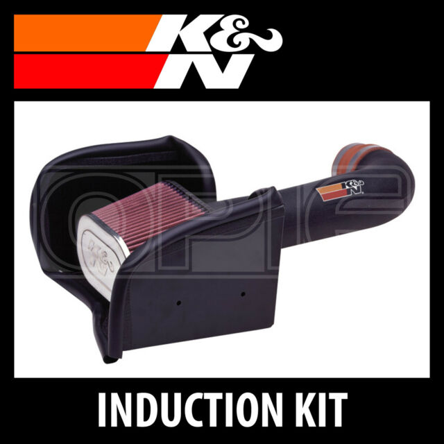 K&N 57i Performance Air Induction Kit 57-1516 - K and N High Flow Original Part