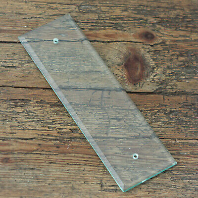 Reclaimed Glass Finger Plates