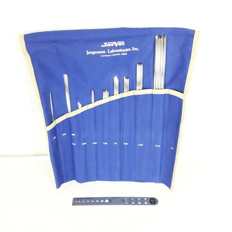 Miltex Pin & Wire Gauge 27-201 and Steinmann Pins Assorted Sizes