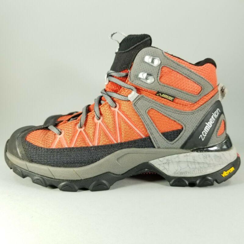 Zamberlan 230 SH Crosser Plus GTX RR Hiking Boots Gore-Tex US Mens 5 Womens 6.5
