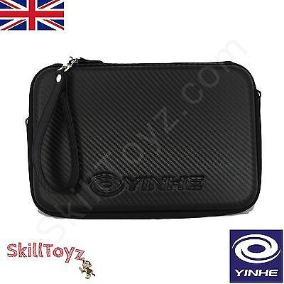 d975e38211 Yinhe Table Tennis Bat Case Hard Shell protect your ping pong racket - UK  SELLER