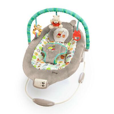 Bright Starts Disney Baby Bouncer Seat - Winnie the Pooh box