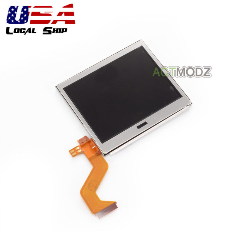 Replacement Upper Top LCD Display Screen Part For Nintendo DS lite NDSL USA