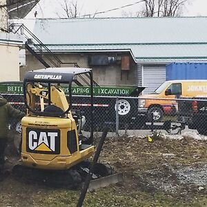 Excavator lease takeover