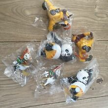 Kungfu panda 2 and 3 toys for sale Wollert Whittlesea Area Preview