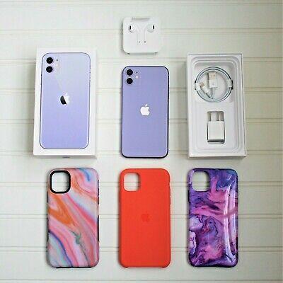 Apple iPhone 11- 64GB - PURPLE- UNLOCKED (CDMA + GSM)