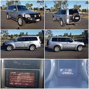 2011 Mitsubishi Pajero Wagon NT Rx Limited Edition Tinana Fraser Coast Preview