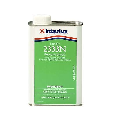 Interlux 2333N Marine Paint Reducing Solvent ()