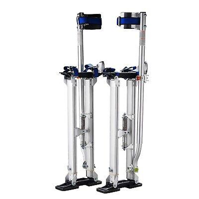Pentagon Tool Professional 24-40 Silver Drywall Stilts Highest Quality