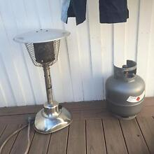 Outdoor Table Heater Richmond Yarra Area Preview