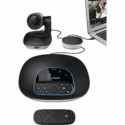 Logitech Group Video Conferencing System (960-001054) (960001054)