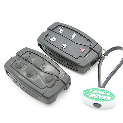 Land Rover range LR2 LR3 Key FOB battery-case repair service remote fix 2007-14