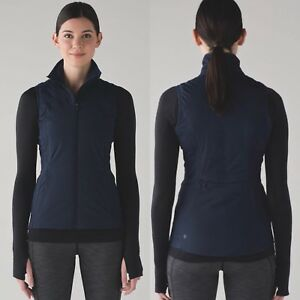 LULULEMON 'Run for Cold' Vest - WORE ONCE - Purchased for $148