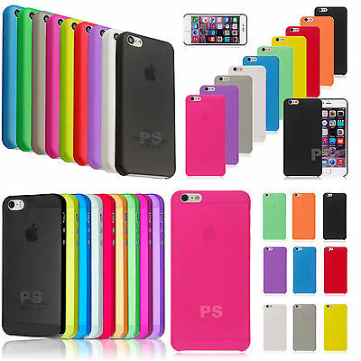 Cover IPHONE 5 Colour 0,3 mm Max Quality for best
