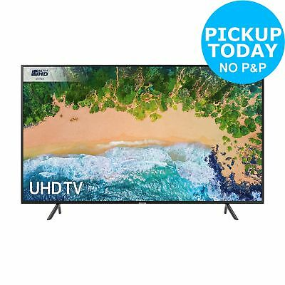 Samsung 40 Inch 40NU7120 4K Ultra HD Built in WiFi Smart HDR LED TV