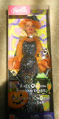 Halloween Enchantress Barbie New in box ()