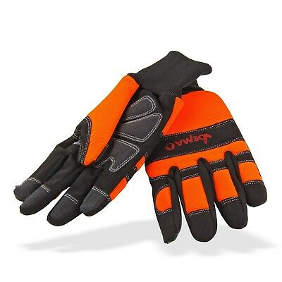 Schnittschutzhandschuhe Arbeitshandschuhe Schutzhandschuhe Kufstein Gr 11 orange
