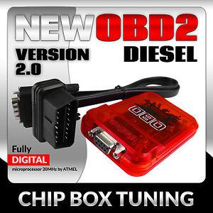 OBD2 Power Box Holden Rodeo 3.0 Diesel chip tuning Performance Digital ver.2